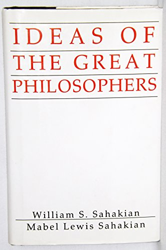 9781566192712: Ideas of the Great Philosophers