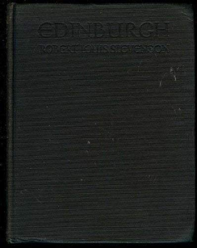 9781566192781: Edinburgh: Picturesque Notes