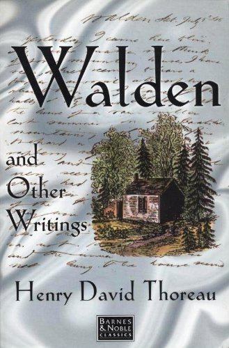 Walden or Life in the Woods: Henry David Thoreau