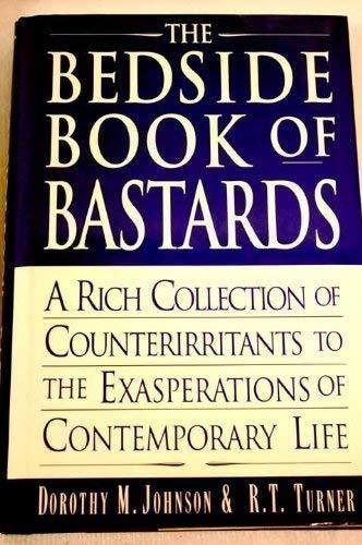9781566194136: The bedside book of bastards