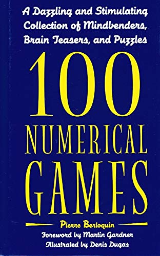 9781566194723: 100 Numerical Games