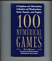 100 Numerical Games: Pierre Berloquin