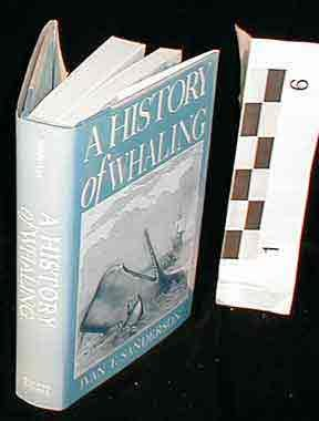 9781566195140: A History of Whaling