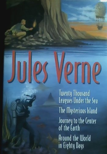 Twenty Thousand Leagues Under the Sea, The: Verne, Jules