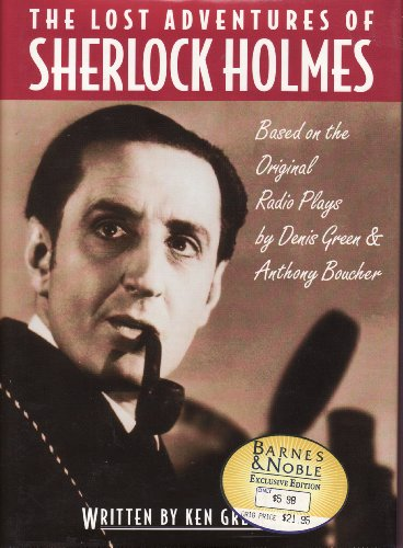 9781566195409: The lost adventures of Sherlock Holmes