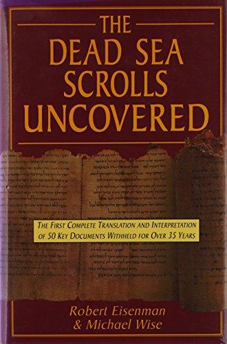 9781566196239: Dead Sea Scrolls Uncovered