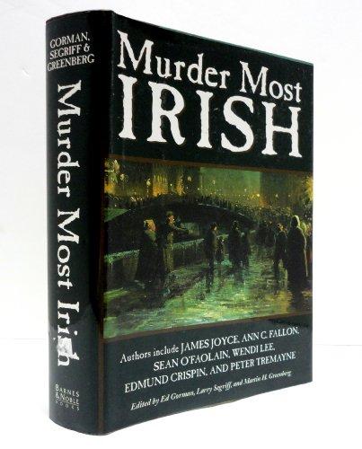 9781566196376: Murder Most Irish