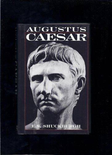 9781566196673: Augustus Caesar