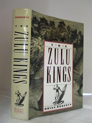 9781566196833: The Zulu kings