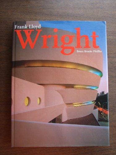 9781566197229: Frank Lloyd Wright [Hardcover] by Bruce Brooks Pfeiffer