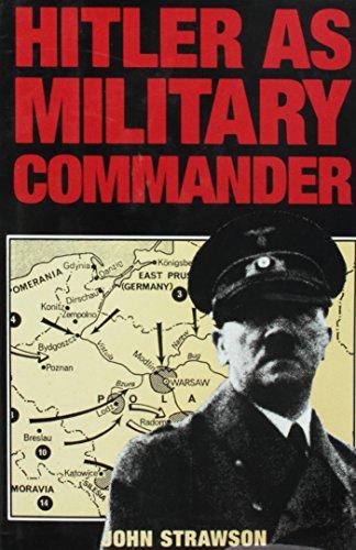 9781566197489: Hitler As Military Commander