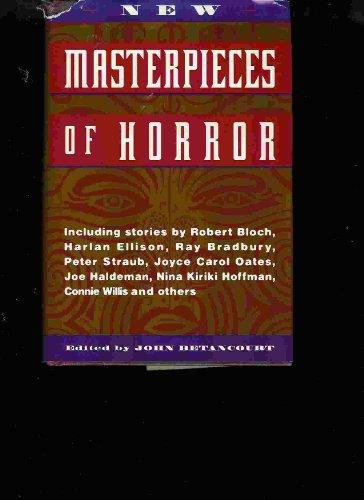 New Masterpieces of Horror: Betancourt, Ed John