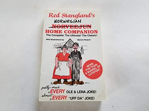 9781566198158: Red Stangland's Norwegian Home Companion