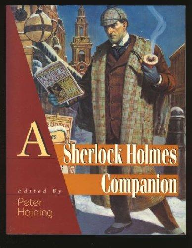 A Sherlock Holmes Companion: Peter Haining