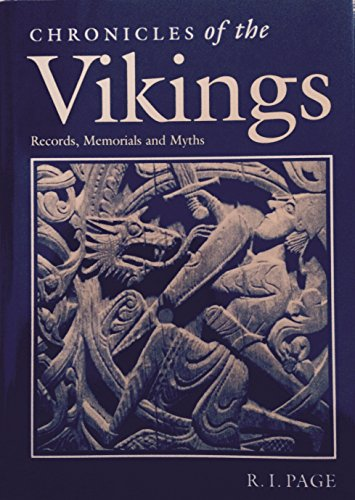 9781566198356: Chronicles of the Vikings: Records, Memorials and Myths