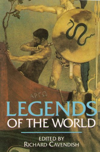 9781566198431: Legends of the World