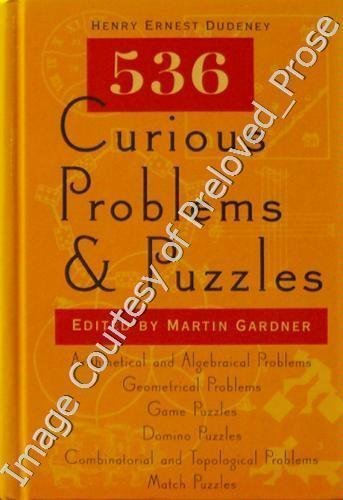 9781566198967: 536 Curious Problems and Puzzles