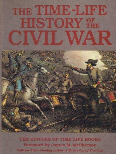 9781566199025: Time Life History of the Civil War