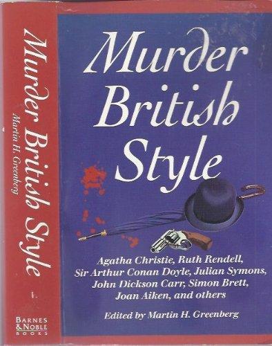 9781566199247: Murder British Style