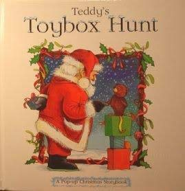 Teddy's Toybox Hunt (1566199409) by Keith Faulkner