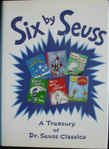 9781566199575: Six by Seuss; A Treasury of Dr. Seuss Classics [Hardcover] by