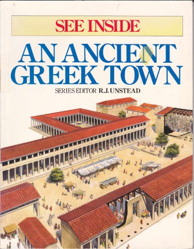 9781566199872: See Inside an Ancient Greek Town (The See Inside series)