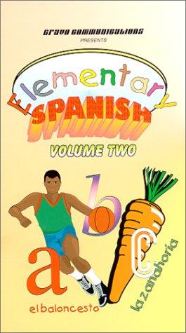 9781566230032: Elementary Spanish - Volume 2 [VHS]