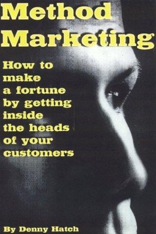 9781566251150: Method Marketing
