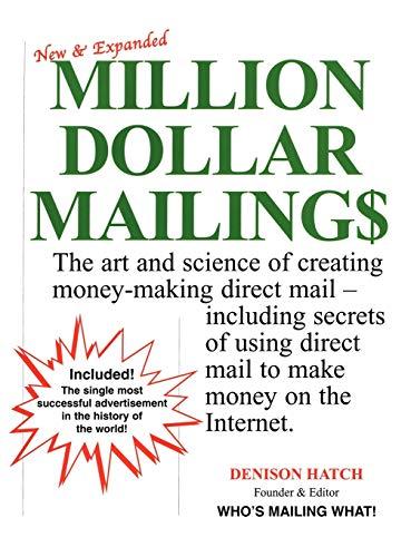 9781566251624: Million Dollar Mailings