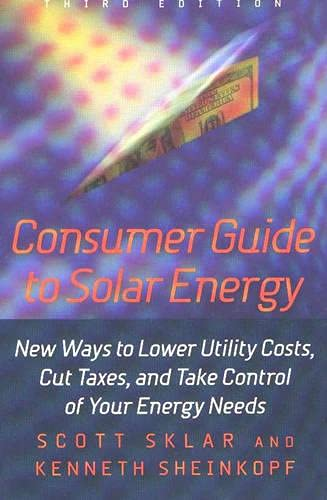 9781566251778: Consumer Guide to Solar Energy