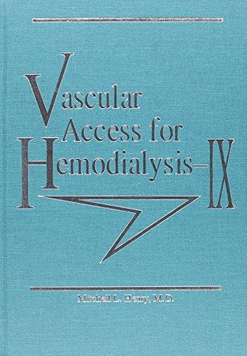 9781566252928: Vascular Access for Hemodialysis IX