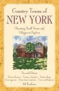 9781566260077: Country Roads of New York: Charming Small Towns and Villages to Explore