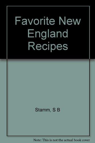 9781566260367: Favorite New England Recipes
