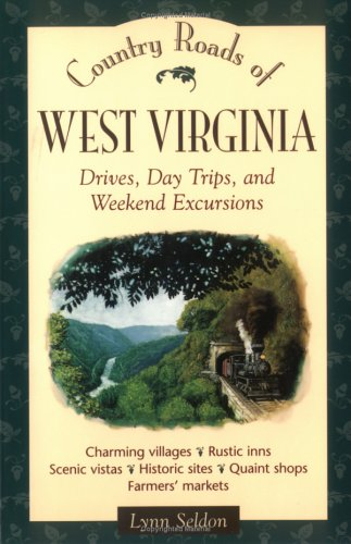 9781566261227: Country Roads of West Virginia