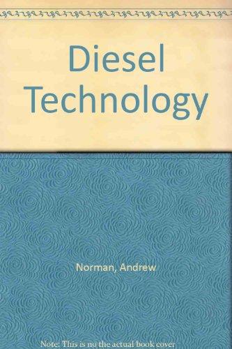 9781566370165: Diesel Technology
