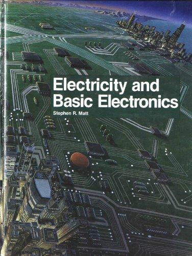 9781566370172: Electricity and Basic Electronics