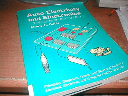 9781566370530: Auto Electricity and Electronics