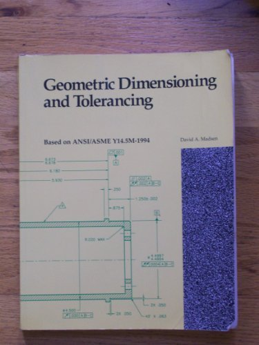 9781566370646: Geometric Dimensioning and Tolerancing: Basic Fundamentals