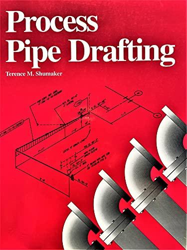 9781566370844: Process Pipe Drafting
