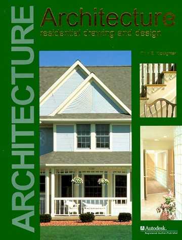 9781566371223: Architecture: Residential Drawing and Design
