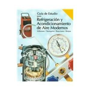 9781566371902: Modern Refrigeration and Air Conditioning (Spanish Study Guide)