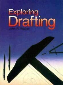 9781566372114: Exploring Drafting: Fundamentals of Drafting Technology