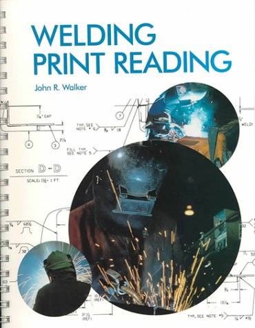 9781566372671: Welding Print Reading