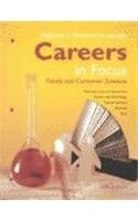 9781566373623: Careers in Focus: Family and Consumer Sciences Teacher's Resource Guide