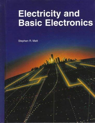 9781566374064: Electricity and Basic Electronics