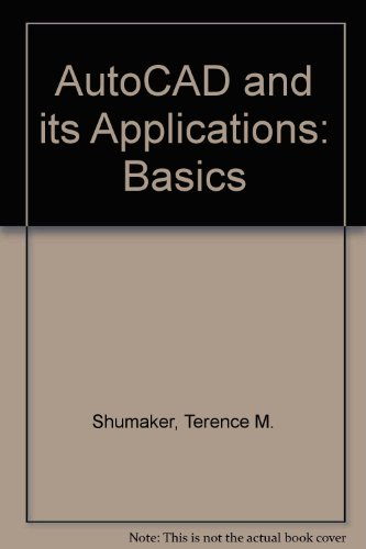 9781566374217: Autocad and Its Applications: Basics/Release 14
