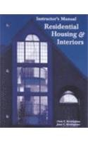 9781566374316: Residential Housing & Interiors: Instructor's Manual