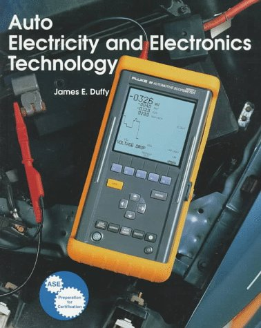 9781566374415: Auto Electricity and Electronics Technology