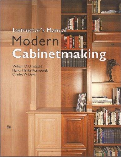 9781566375054: Modern Cabinetmaking