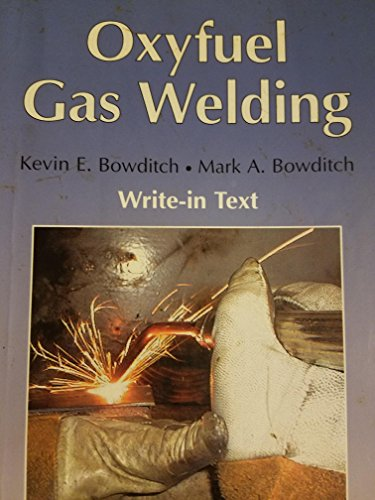 9781566375085: Oxyfuel Gas Welding